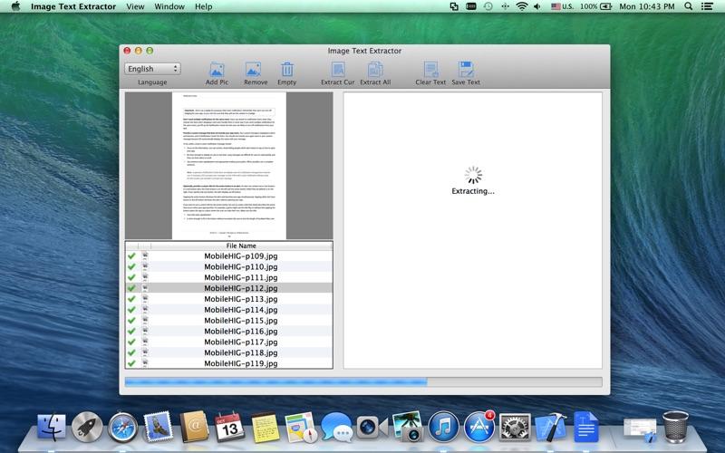 Image Text Extractor скриншот программы 2