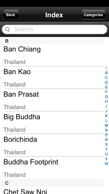 Thailand. Road map screenshot-4