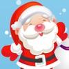 クリスマスについての子供のためのゲーム: 学ぶ サンタクロースとの