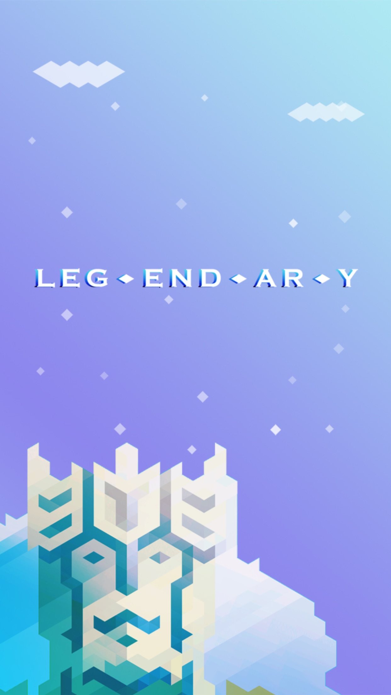 Leg·end·ar·y Screenshot