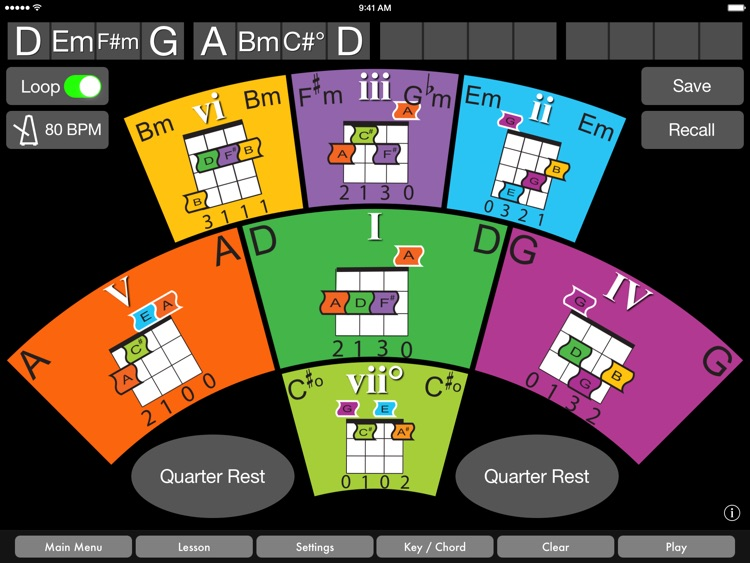 Ukulele Chords by Music Wormhole screenshot-2