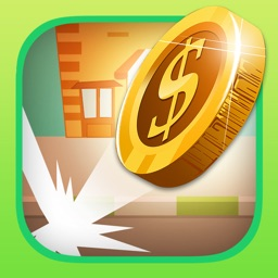 Adventure City Gold Coin FREE - The Town Treasure Race Game