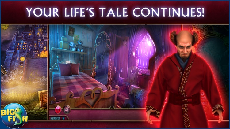Nevertales: Shattered Image - A Hidden Object Storybook Adventure (Full) screenshot-0