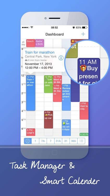miCalendar Pro - Smart Calendar and Task Manager