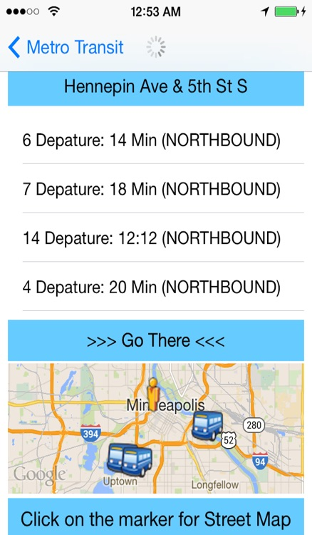 Minneapolis / Saint Paul Metro Transit Instant Route/Stops Finder and Bus Tracker + Street View + Nearest Coffee Shop Pro