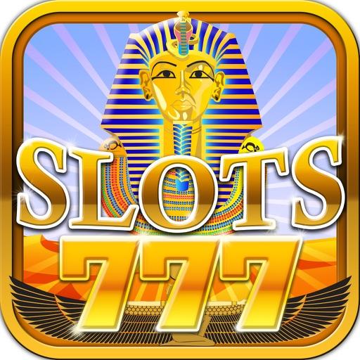 +777+ Slots - Pharaoh's Path Free icon