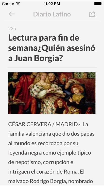 Periódicos SV - Los mejores diarios y noticias de la prensa en El Salvador screenshot-3