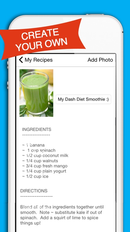 Dash Diet Recipes and More screenshot-3