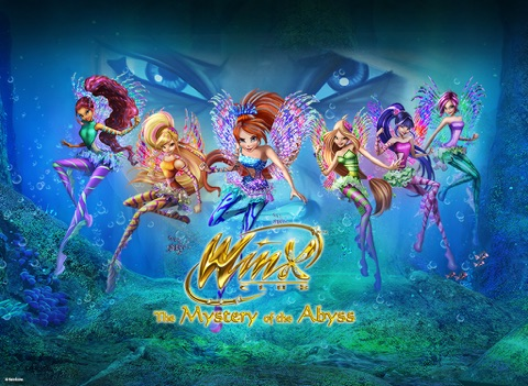 Winx Club: Mystery of the Abyss Lite-ipad-0