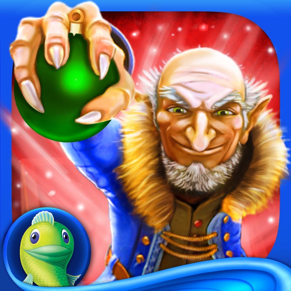 Christmas Stories: Hans Christian Andersen's Tin Soldier – The Best Holiday Hidden Objects Adventure Game icon