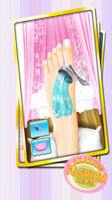 点击获取A Foot Spa Salon Makeover Game FREE: Fun and free girls beauty app
