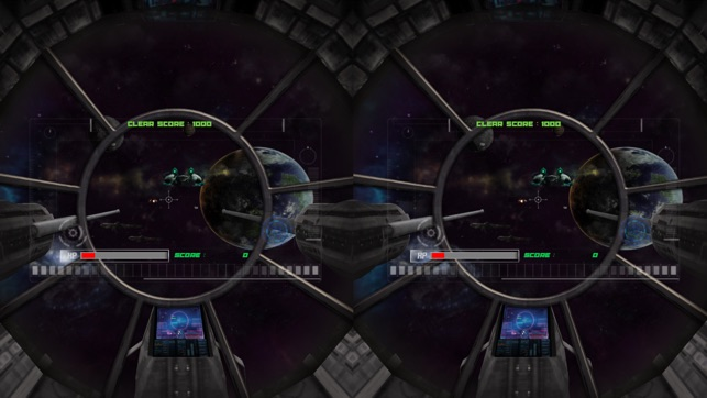 Spaceship Battle VR on the App Store