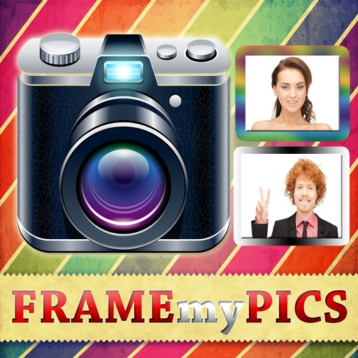 Frame My Pics - Create Picture Collages