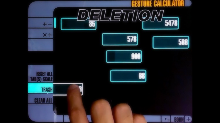 Gesture Calculator screenshot-3
