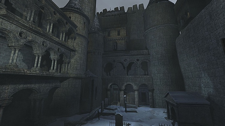 Dracula 2: The Last Sanctuary - (full) screenshot-4