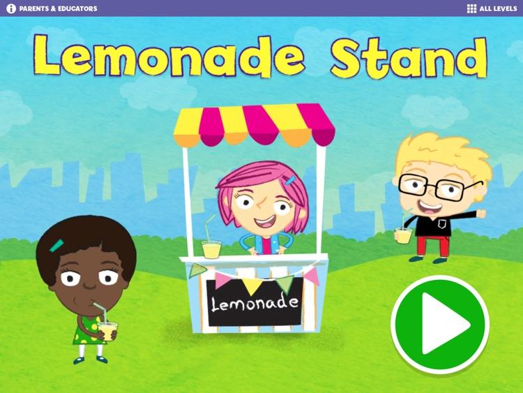 Gracie & Friends Lemonade Stand screenshot-0