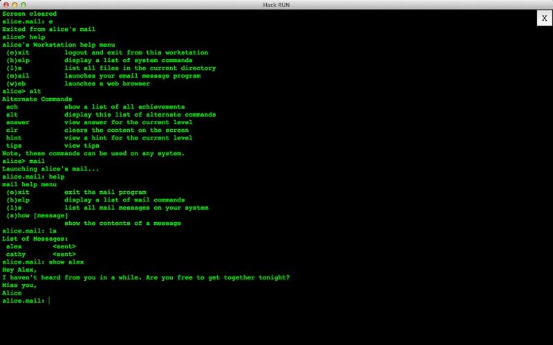 Screenshot #2 pour Hack RUN