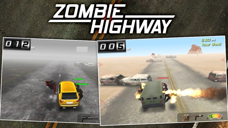 Zombie Highway screenshot-0