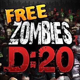 Zombies: Dead in 20 Free