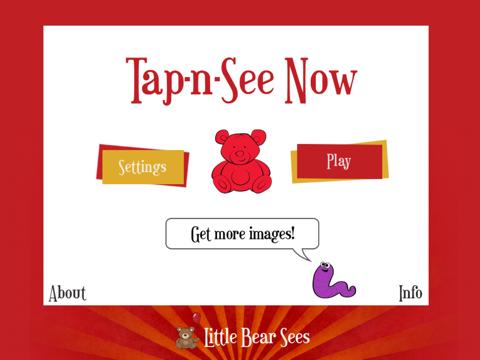 Tap-n-See Now iPad