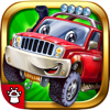 Мир Машин для детей и малышей: развивающие игры, пазлы и стихи про машины! FULL