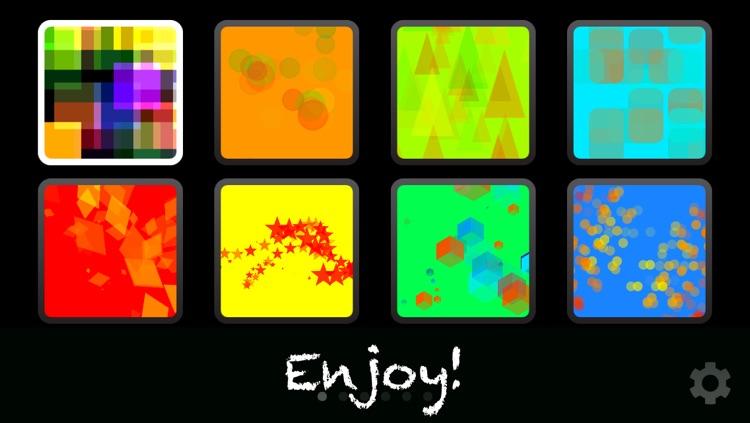 Makanim - Multi-touch Generative Art Graphic Animation screenshot-4