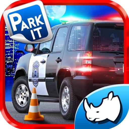 911 Highway Traffic Police Car Drive & Smash 3D Parking Simulator game iOS App