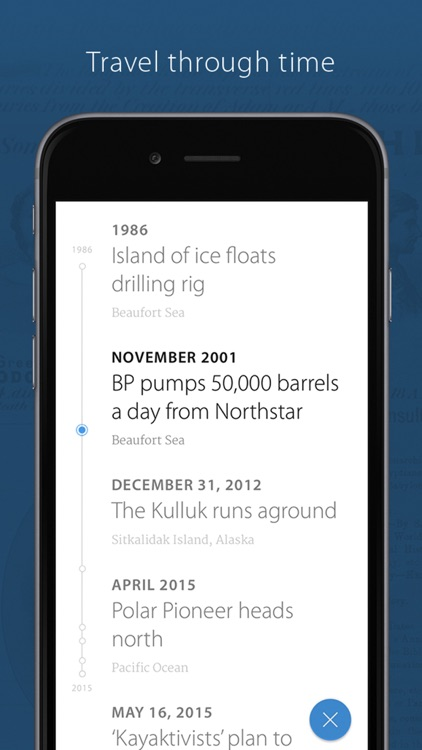 Timeline - News in Context screenshot-3