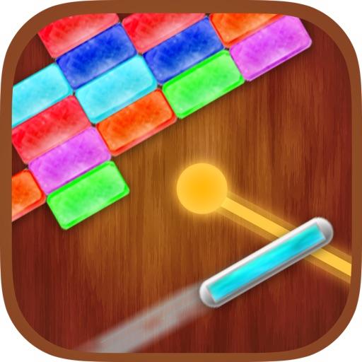 Arcade Ball and Brick Lite - Лучшая забава для пинг-понга Логические игры для детей - Прохладный Смешные и 3D-приложений блоков - Употребление App