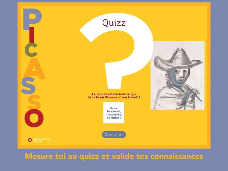 Pablo Picasso, 24 chefs d'œuvres expliqués aux enfants screenshot-3