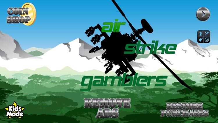 Air Strike Gamblers Lite - Rule The Sky