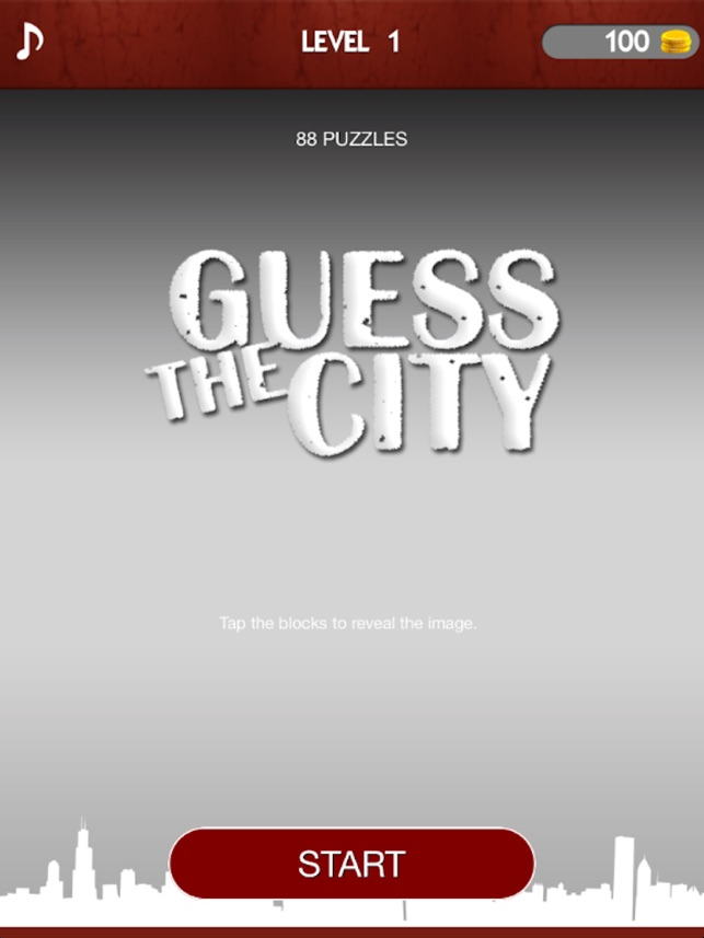 Guess The City Quiz World