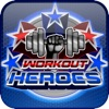 Workout Heroes - iPhoneアプリ