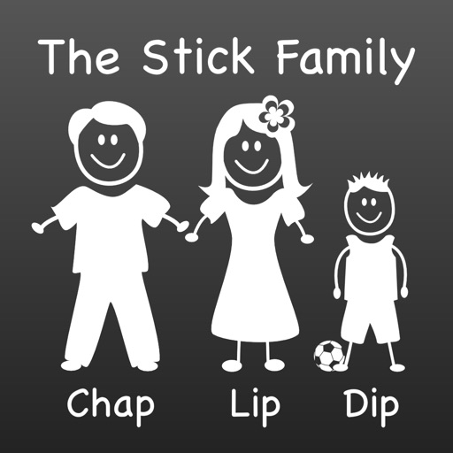 Stick Family Creator iOS App