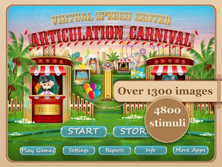 Articulation Carnival screenshot-0