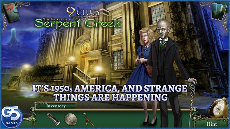 9 Clues: The Secret of Serpent Creek (Full) screenshot-0