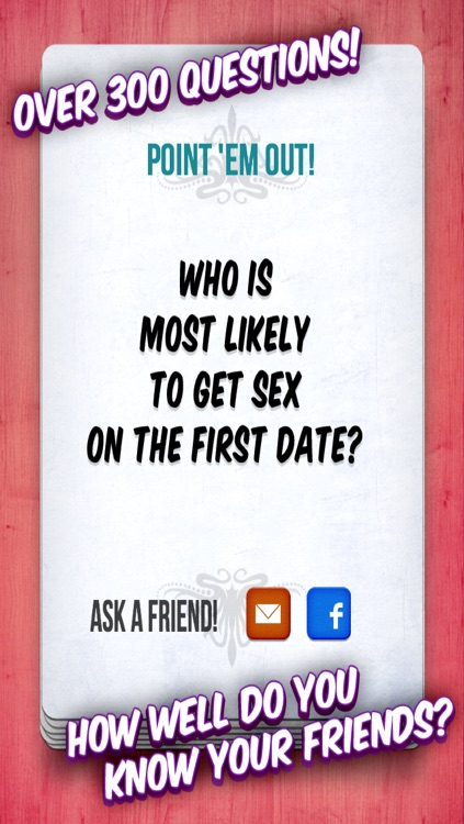 MOST LIKELY - a party game!
