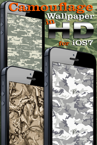 Camo Yo Screen! - Camouflage screenshot 2
