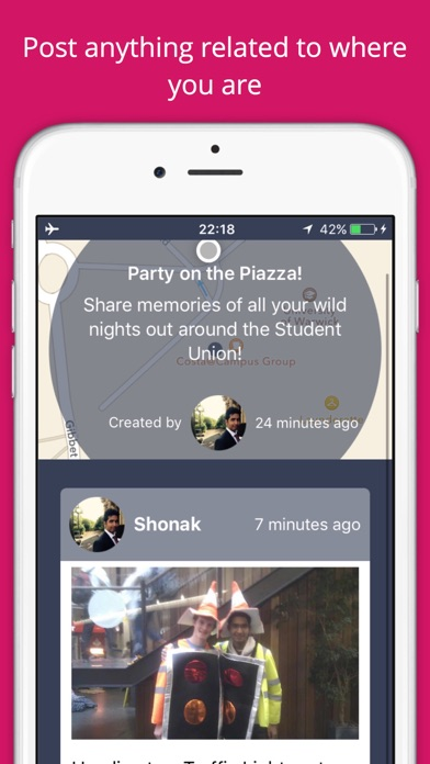 YapDot screenshot two
