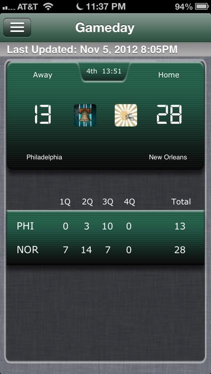 Philadelphia Football Live