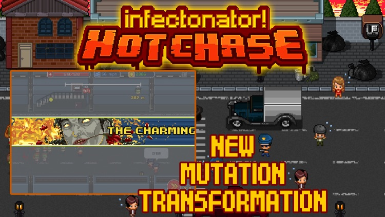 Infectonator : Hot Chase screenshot-4