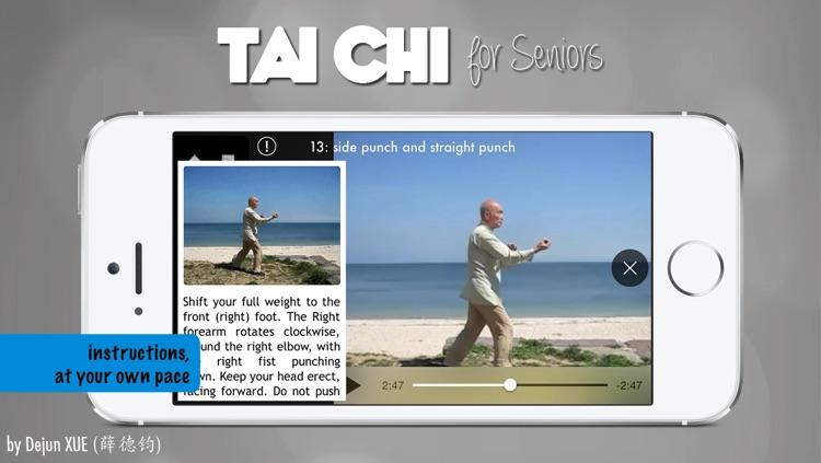 Tai Chi for Seniors (Taiji) screenshot-4