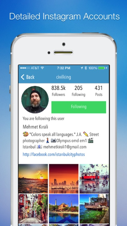 InstaTrack for Instagram - Followers and Unfollowers Manager & Tracker screenshot-3