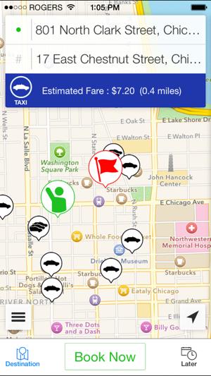 App Store: Blue Ribbon Taxi