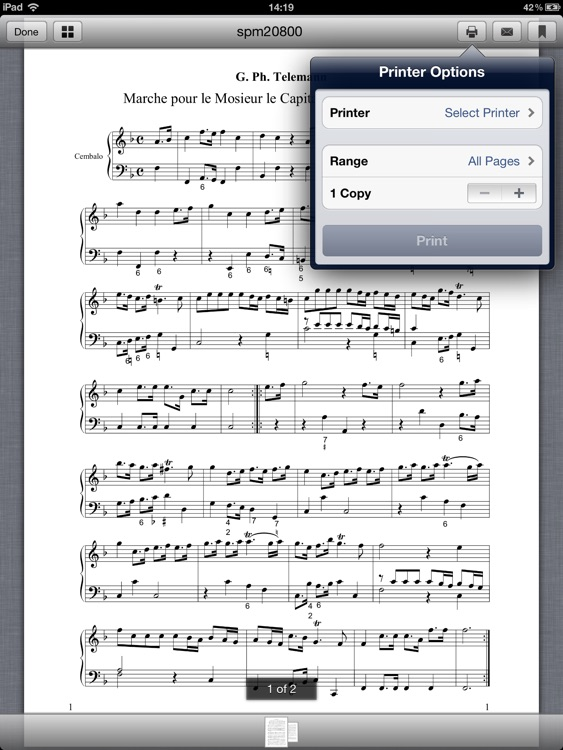 1000 Piano Music Scores - The Ultimate Music Score Collection for Pianist screenshot-4