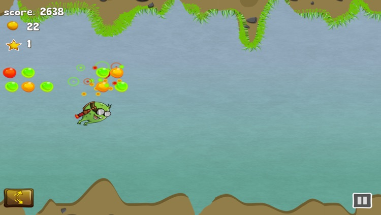 A Flying Flea - Ella, Fauna Flea, Lenny and Dez's Gravity Defying Jetpack Adventure