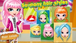 Christmas Hair Salon™のおすすめ画像2