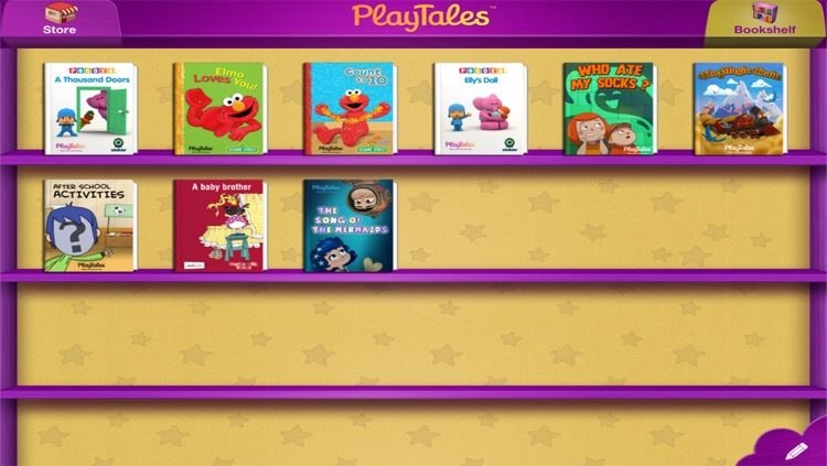 PlayTales! Kids' Books