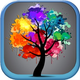 Color Effects HD – camera photos splash and share images via Twitter Facebook, Email