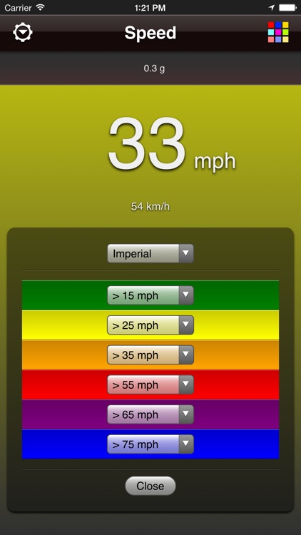 Speed App screenshot-1